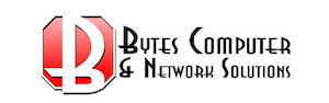 Bytes Computer and Network Solutions Logo