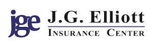 JG Elliot Insurance Center Logo