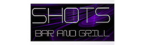 Shots Bar and Grill Logo